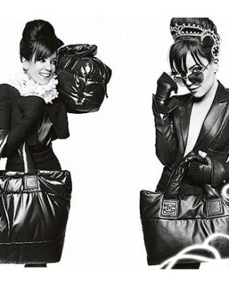 lily allen chanel