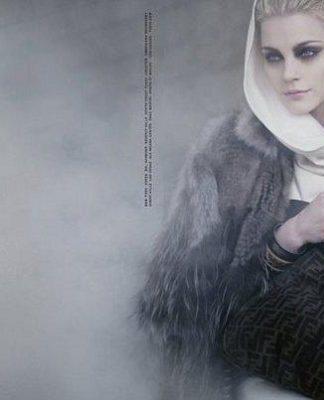 publicite fendi collection printemps ete 2010