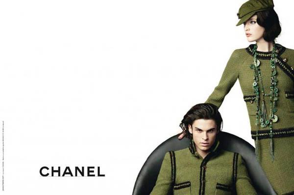 Publicité Chanel Automne 2010