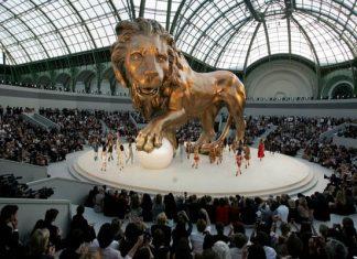 chanel lion