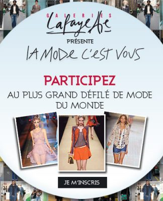 galleries lafeyette defile