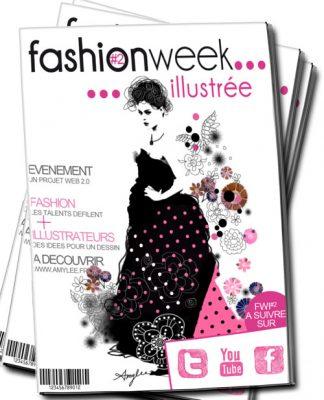 fashion week illustrée