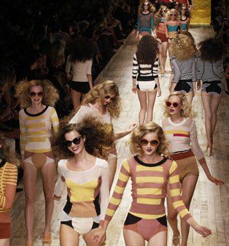 Sonia Rykiel Fashion-Week