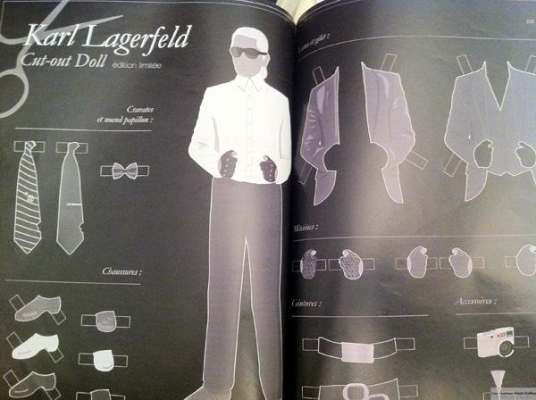 karl lagerfeld look