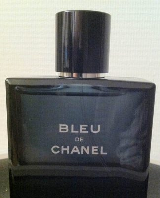 bleu de chanel flacon