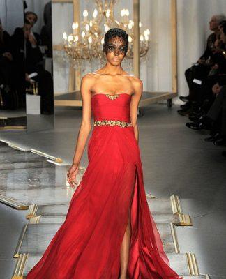 Jason Wu robe soirée rouge