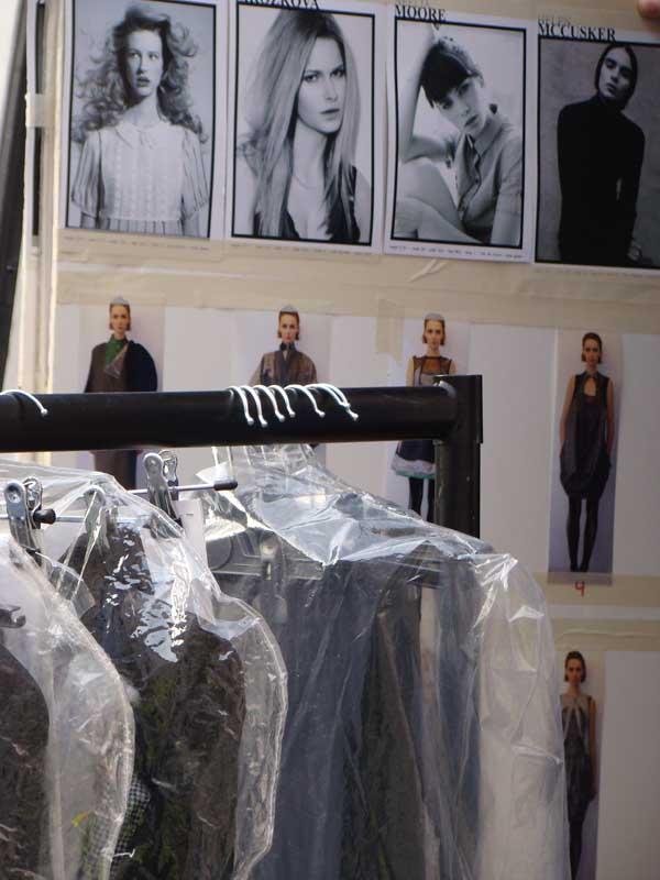 londres dressing mannequin