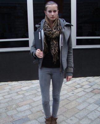 mannequin fashion week londres