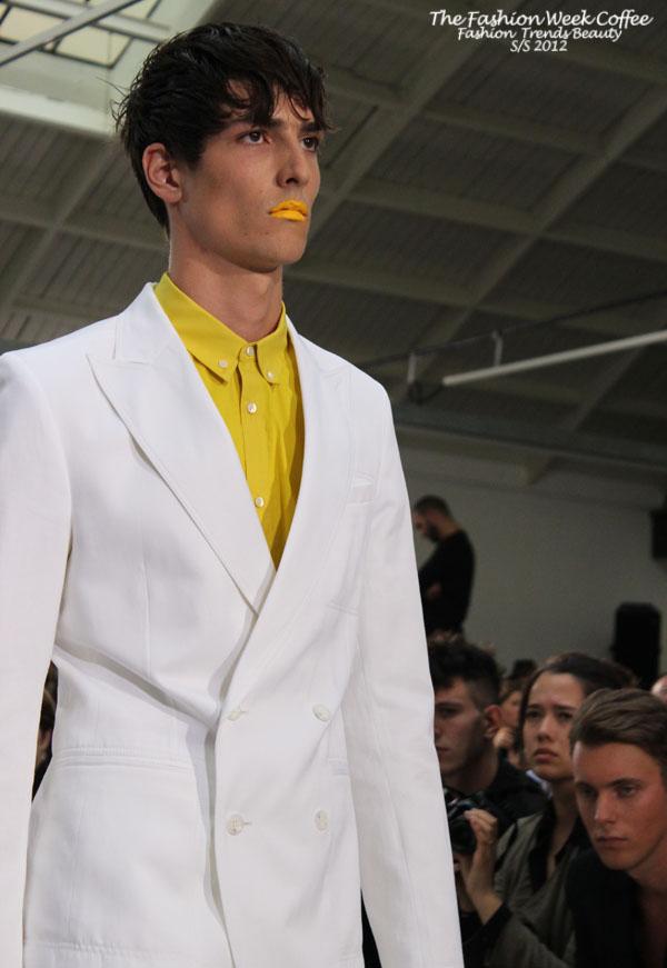ehud chemise jaune spring summer 2012