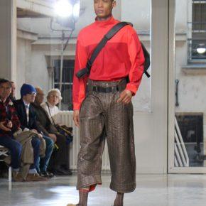 Issey Miyake Automne Hiver Fashion Week The Fashion Week