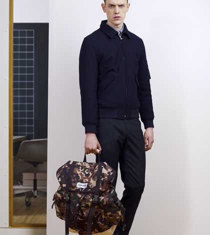 A.P.C x Eastpak Collection capsule The Fashion Week