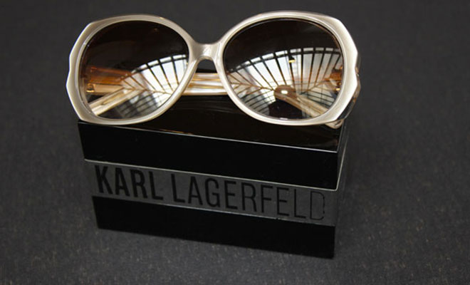 98bcba78ab5758 Karl Lagerfeld x Optic 2000   Je veux les lunettes de Karl - The Fashion  Week Coffee - Mode, tendance, streetstyle et fashion-week