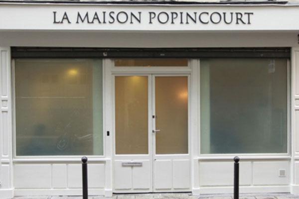 Maison Popincourt la maison popincourt - en mode aquatraining - the fashion week